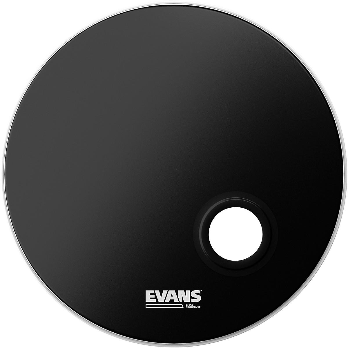 Evans EMAD Resonant Bass Drum Head