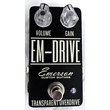 Emerson EMDRIVE Effect Pedal