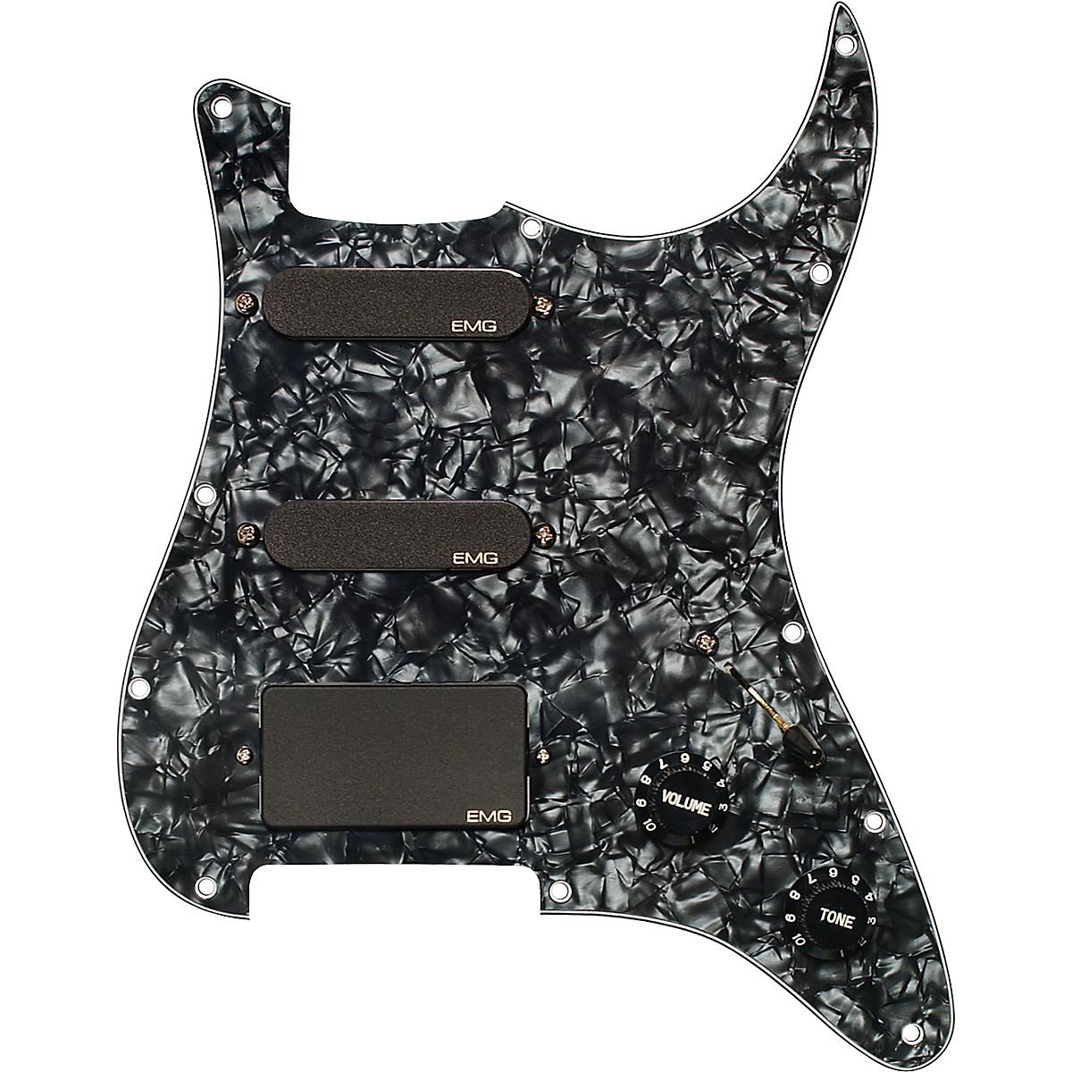 EMG EMG-SL20 Steve Lukather Prewired Pickguard/Pickup Set