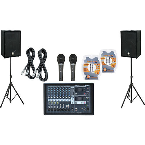 Yamaha EMX312SC / A12 PA Package