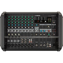 Yamaha EMX5 12-Input Powered Mixer with Dual 630-Watt Amp
