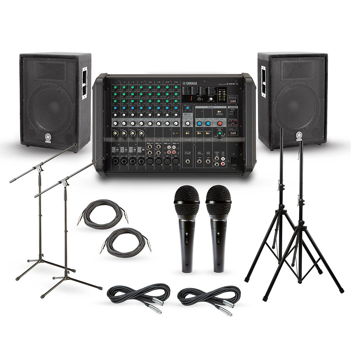 Yamaha EMX5 with A-Series PA Package