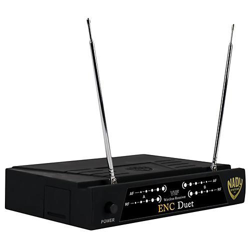 Nady ENC Duet Dual Wireless Instrument System