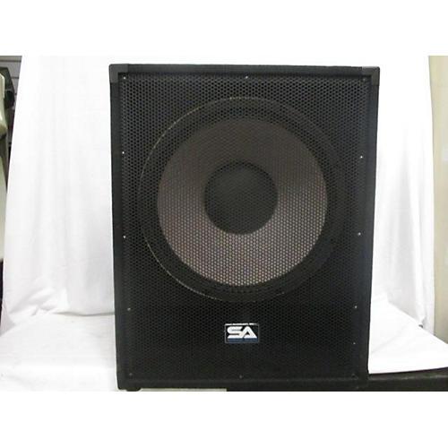 Seismic Audio ENFORCER II Unpowered Subwoofer