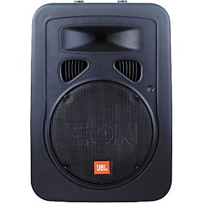 jbl eon10 g2 powered pa speaker cabinet guitar center. Black Bedroom Furniture Sets. Home Design Ideas