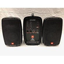 JBL EON206P Sound Package