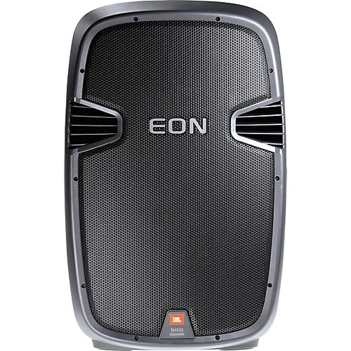 jbl eon515 450 watt 15 powered pa speaker guitar center. Black Bedroom Furniture Sets. Home Design Ideas
