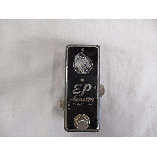 Xotic Effects EP Booster Effect Pedal