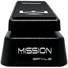 Mission Engineering EP1-L6-BK Expression Guitar Pedal for Line 6 Level 1