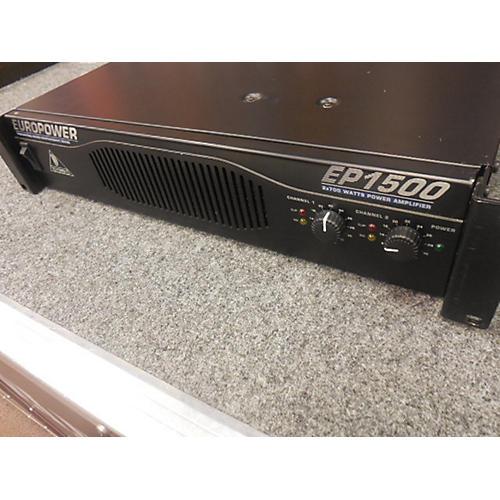 Behringer EP1500 Power Amp