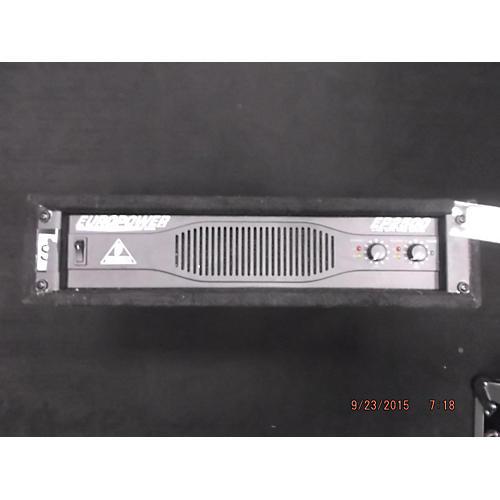 Behringer EP2500 Power Amp