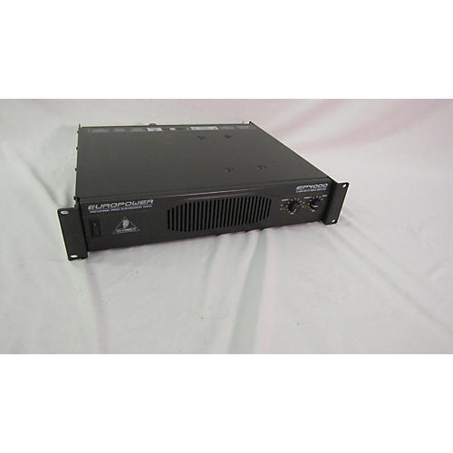 Behringer EP4000 Power Amp