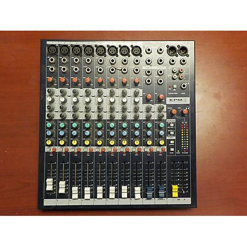 Soundcraft EPM8 Unpowered Mixer