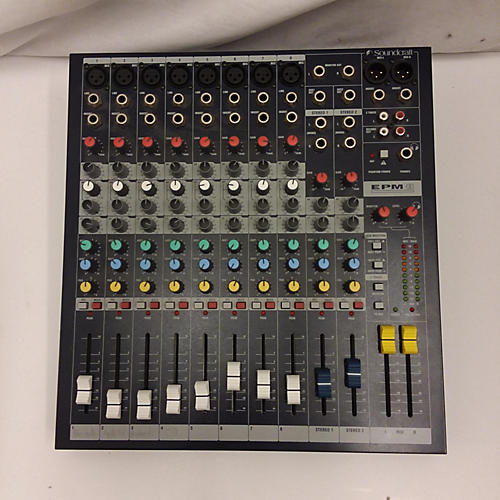 Soundcraft EPM8 Unpowered Mixer