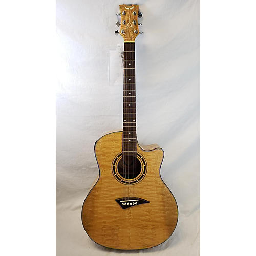 Dean EQAGN Exotica Ash Acoustic Electric Guitar
