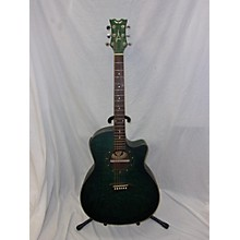 Dean EQATBLS Acoustic Electric Guitar