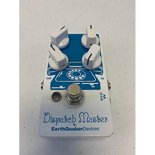 Earthquaker Devices EQDDISP Dispatch Master Delay And Reverb Effect Pedal