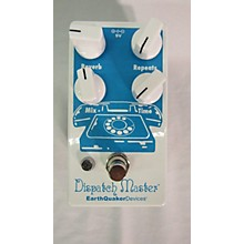 EarthQuaker Devices EQDDISP Dispatch Master Delay And Reverb V2 Effect Pedal