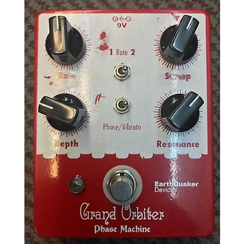 Earthquaker Devices EQDGRAN Grand Orbiter Phase Machine Effect Pedal