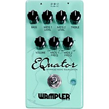 Wampler EQuator EQ Effects Pedal