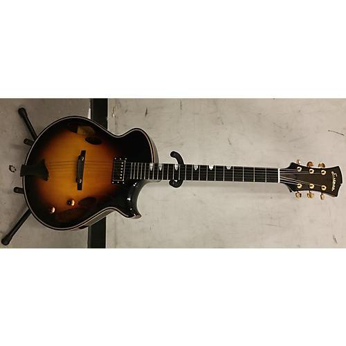 Eastman ER4-SB Hollow Body Electric Guitar