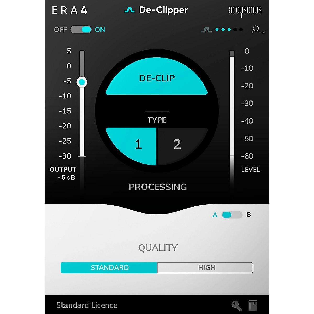 Accusonus ERA De-Clipper
