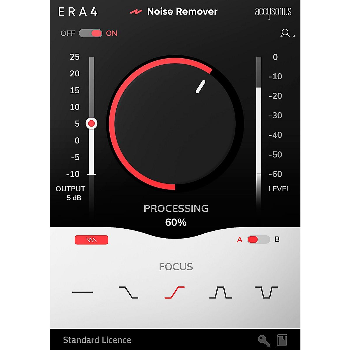 Accusonus ERA Noise Remover