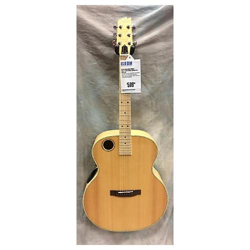 used boulder creek erj7 n acoustic guitar guitar center