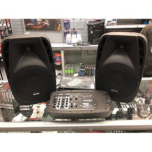Gemini ES-210XBLU Sound Package
