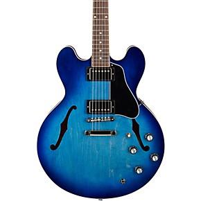 Gibson ES-335 Dot Semi-Hollow Electric Guitar Graphite Metallic