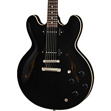 ES-335 P-90 Semi-Hollow Electric Guitar Ebony