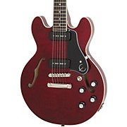 ES-339 P90 PRO Semi-Hollowbody Electric Guitar Wine Red