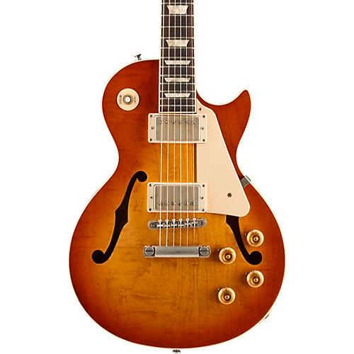 Gibson ES-Les Paul Limited Edition Plaintop Spliced VOS Electric Guitar