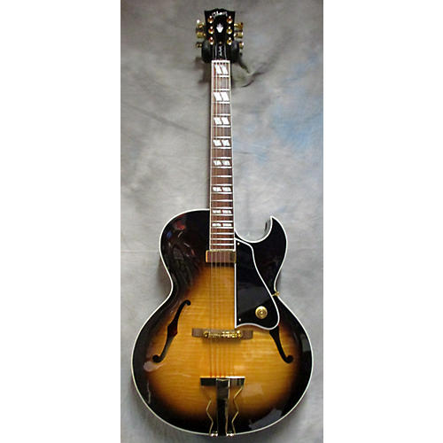 used gibson es165 herb ellis hollow body electric guitar guitar center. Black Bedroom Furniture Sets. Home Design Ideas
