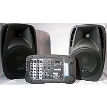 Gemini ES210MXBLU Sound Package