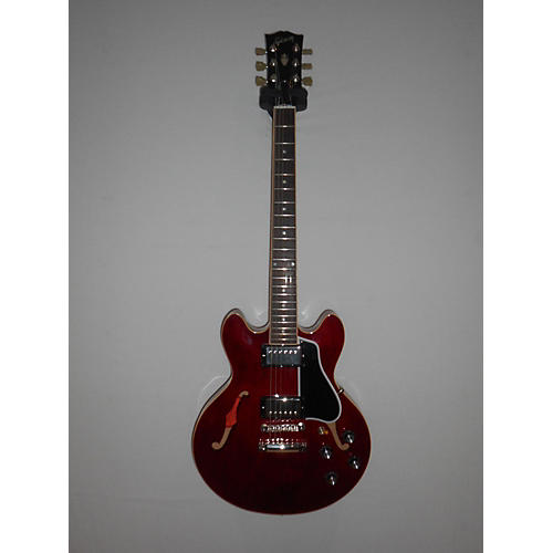used gibson es339 hollow body electric guitar heritage cherry guitar center. Black Bedroom Furniture Sets. Home Design Ideas