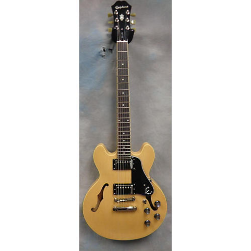 Epiphone ES339 Pro Natural Hollow Body Electric Guitar