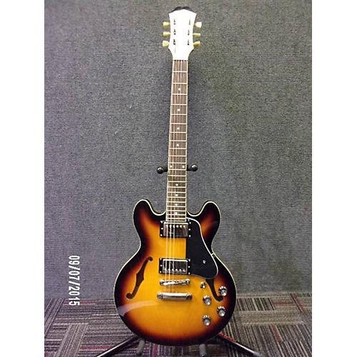 Epiphone ES339 Vintage Sunburst Hollow Body Electric Guitar