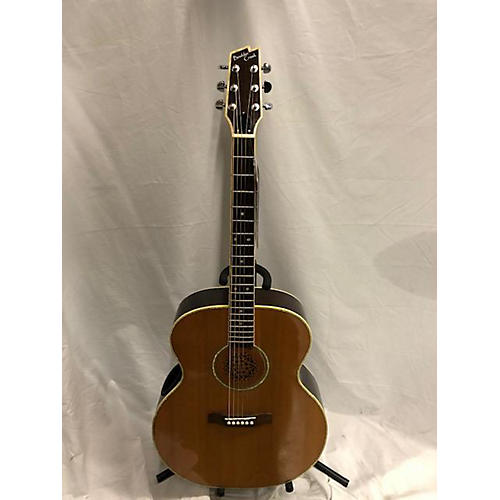 Boulder Creek ESJ4-N Acoustic Electric Guitar