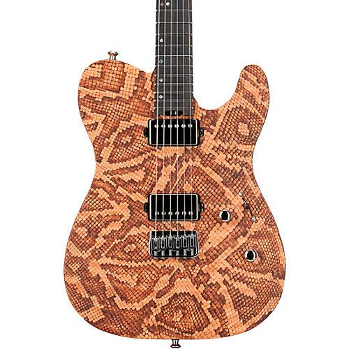 ESP ESP USA TE-II Hardtail Snake Skin Electric Guitar