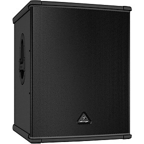 behringer eurolive b1800xp 18 pa subwoofer guitar center. Black Bedroom Furniture Sets. Home Design Ideas