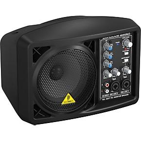 behringer eurolive b205d active pa monitor speaker black guitar center. Black Bedroom Furniture Sets. Home Design Ideas