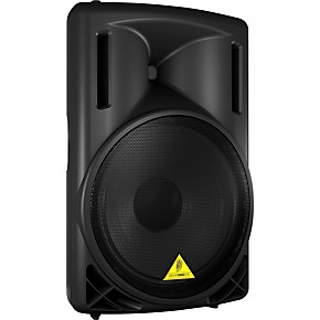 open box behringer eurolive b215d active pa speaker system guitar center. Black Bedroom Furniture Sets. Home Design Ideas