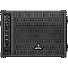 """Behringer EUROLIVE F1220D Bi-Amped 250w Monitor Speaker System w/ 12"""" Woofer, 3"""" Tweeter and Feedback Filter Level 1"""
