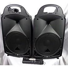 Behringer EUROPOR PPA2000BT Sound Package