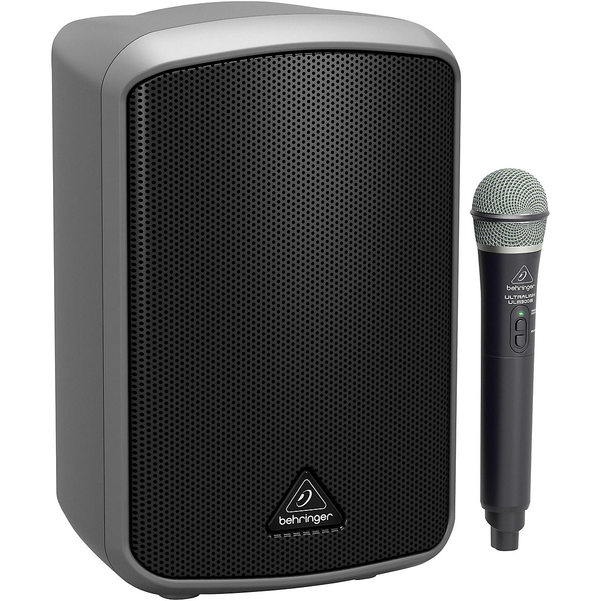 Behringer EUROPORT MPA100BT Portable Bluetooth Speaker with Wireless Microphone