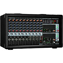 Behringer EUROPOWER PMP2000D 2,000W 14-Channel Powered Mixer with Multi-FX Processor