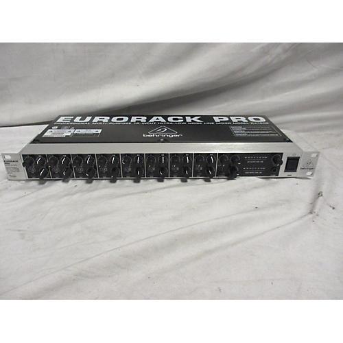 Behringer EURORACK RPO RX1602 Line Mixer