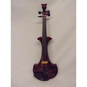 used bridge ev4 rm electric violin guitar center. Black Bedroom Furniture Sets. Home Design Ideas