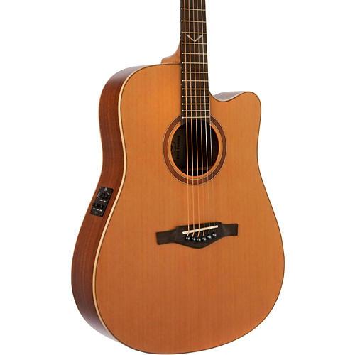 EKO EVO Series Dreadnought Acoustic-Electric Guitar